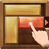 Unblock Red Wood MOD Apk UnblockMe - Free Download Android Game