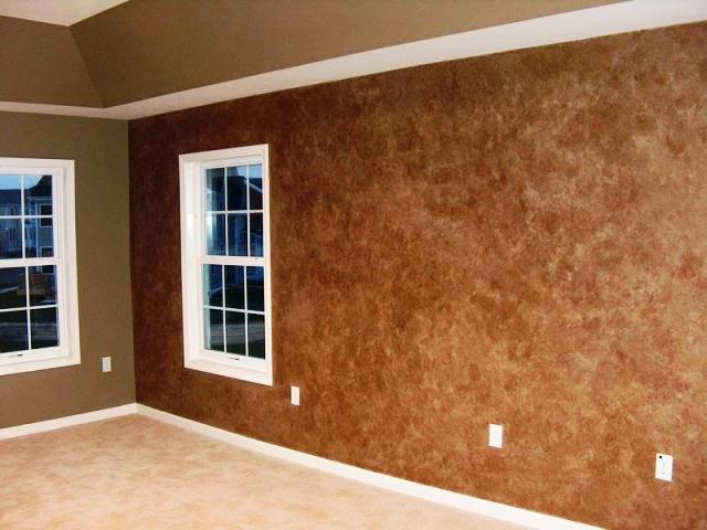 Interior Design Painting Techniques: Different Interior Wall Painting Techniques