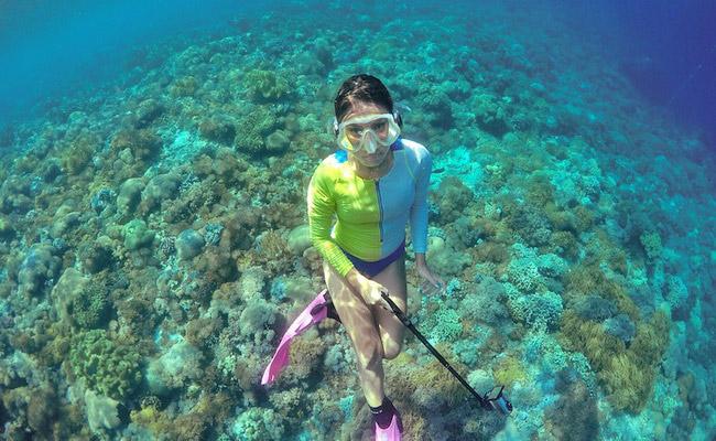 www.xvlor.com Tanjung Bira Beach is perfect coast to watch barracuda, sunfish and mantas