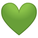 Green Heart emoji
