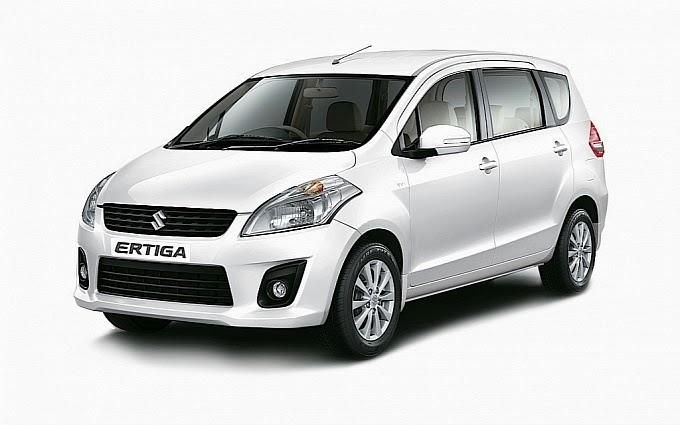 Suzuki Ertiga 7 chỗ 1