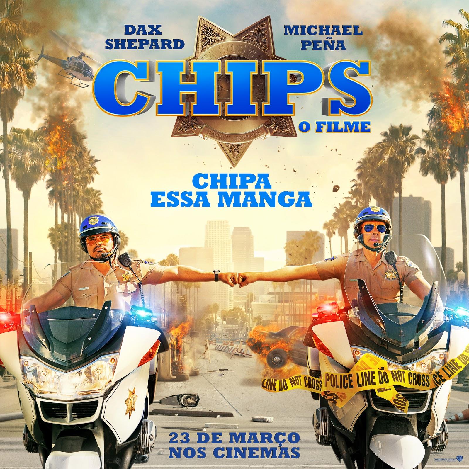 Capa Chips Torrent 720p 1080p 4k Dublado Baixar