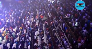 Joe Mettle holds successful Praiz Reloaded Concert