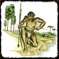 lenda guarani