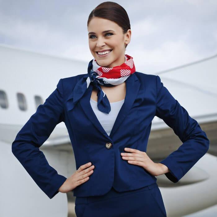 Flight attendant motivation letter