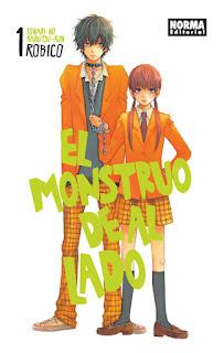 """Reseña de """"El Monstruo de al Lado - Tonari no Kaibutsu-kun"""" (となりの怪物くん,) ."""