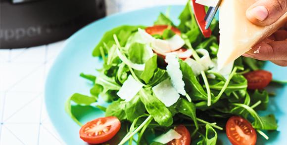 Ensalada Verde Parmesana