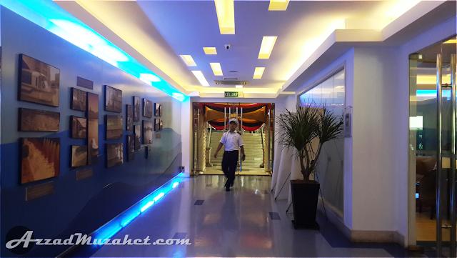 Cruise Tasik Putrajaya - Captain