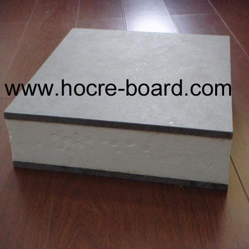 Hocreboard Building Materials: Light Weight Fireproof Fiber