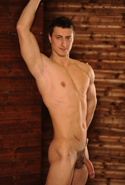 Marc vidol and marcello russo jerk off 5