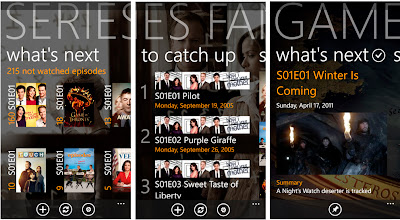 Las mejores aplicaciones para seguirles la pista a tus series favoritas 1