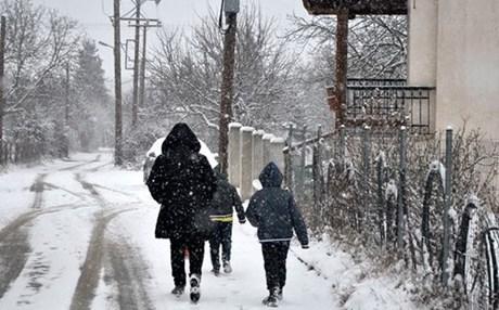 Χειμώνιασε για τα καλά! Δείτε ποια σχολεία έκλεισαν στη δυτική Μακεδονία
