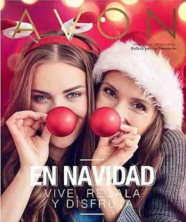 Catálogo Avon Campaña 18 Noviembre 2018