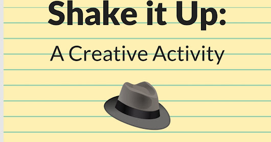 Shake it Up: A Creative Activity