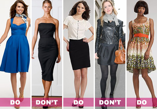 How To Dress Yourself  So As To Look Slim And Tall