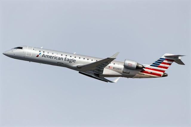 crj-700 american eagle