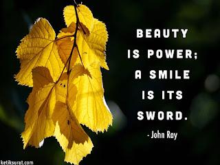 kata mutiara bahasa inggris tentang senyuman dan terjemahannya