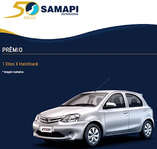 Participar da promoção Samapi 2016 Toyota Para Você