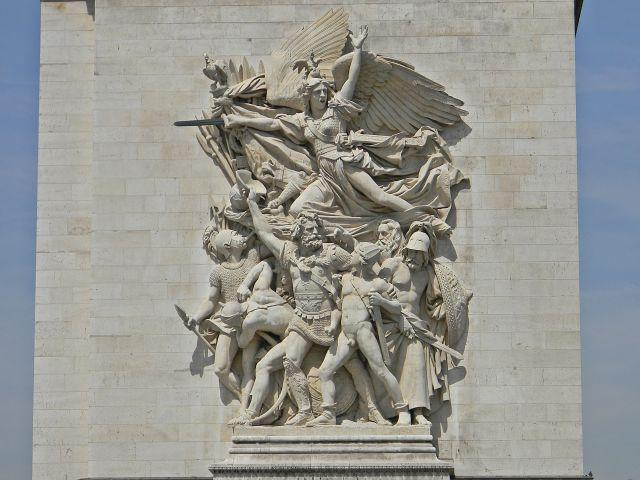 paryskie zabytki, atrakcje Paryża