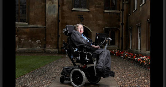 Stephen Hawking In A Christian's Perspective (Why Stephen Hawking Should Inspire Every Christian)