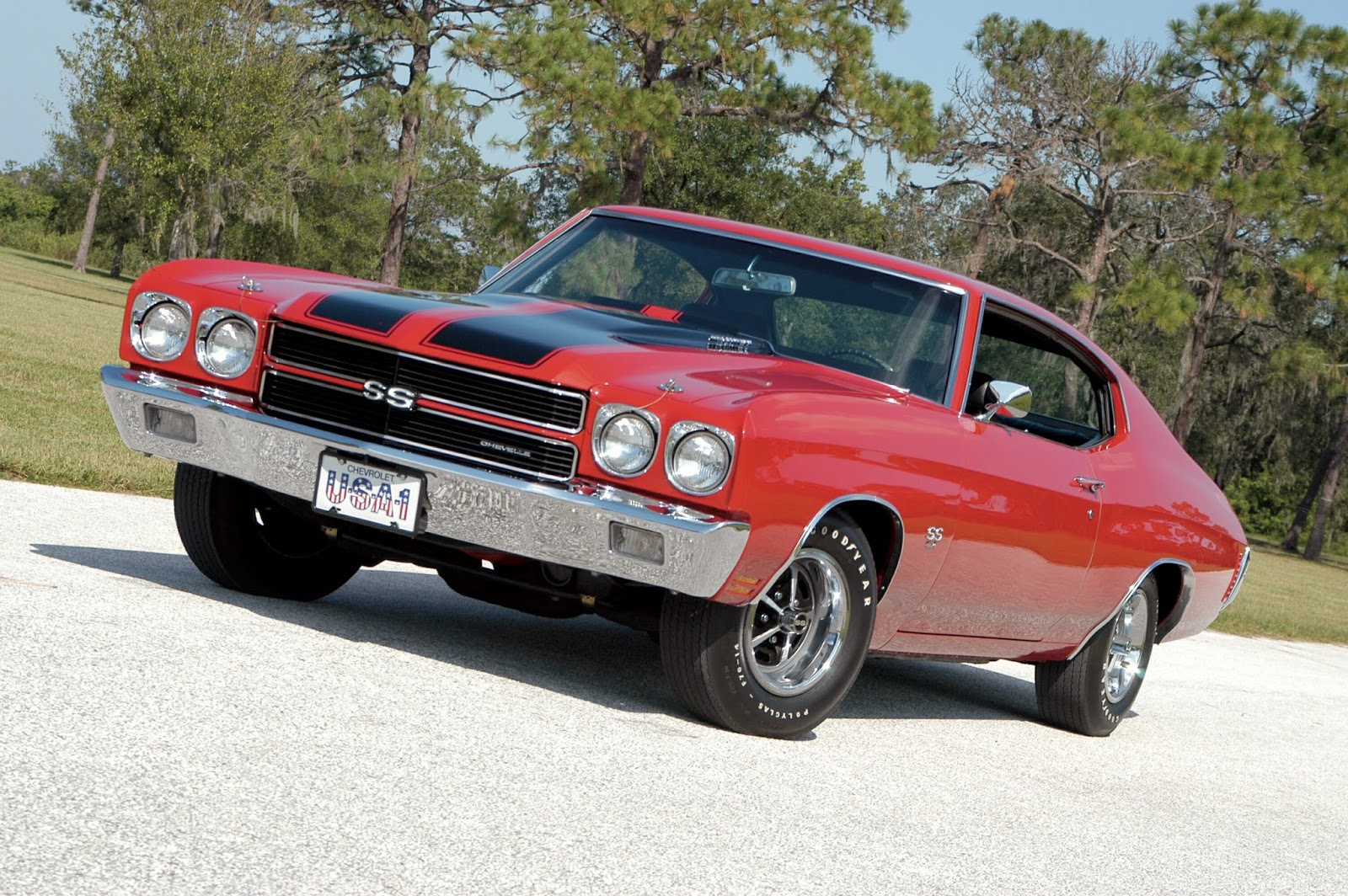 The Fast and Furious: 1970 Chevelle SS