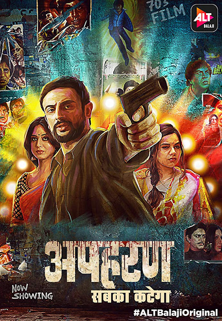 Apharan (2018) Web Series Complete [EP 01-12] Hindi 720p HDRip 2.4GB