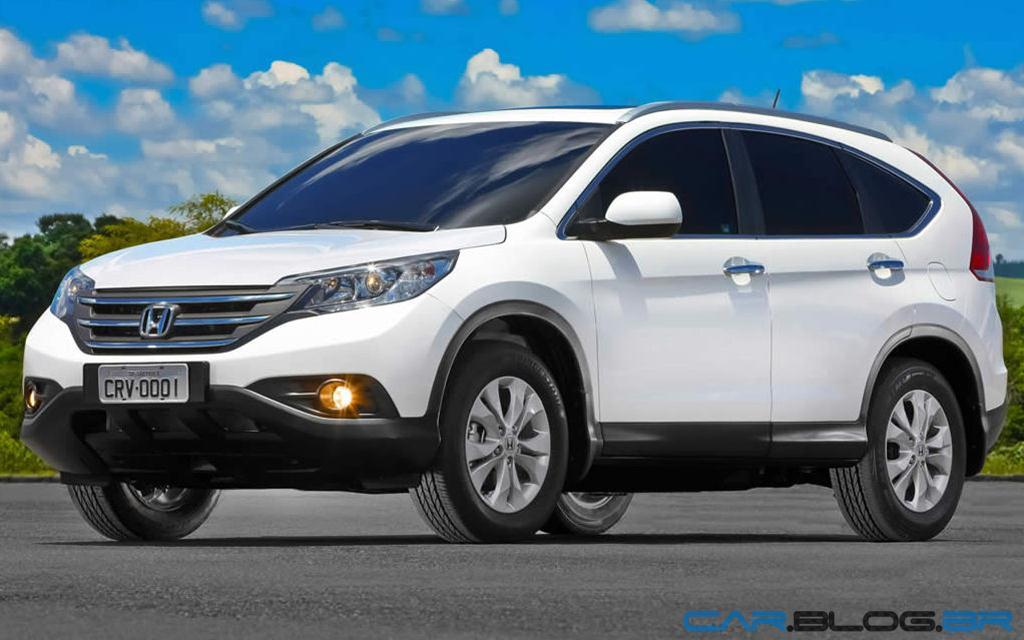 Novo Honda Cr V 2012 233 Chamado Para Recall No Brasil Car