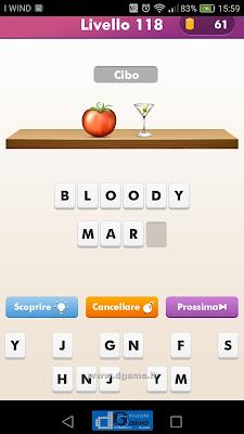 Emoji Quiz soluzione livello 118