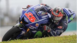 Maverick Vinales Juara MotoGP Qatar 2017