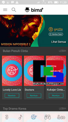 Download aplikasi bima+ terbaru offline