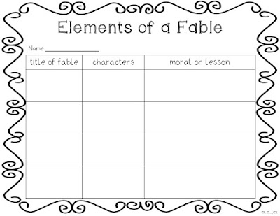 https://www.teacherspayteachers.com/Product/FREEBIE-Elements-of-a-Fable-2-Graphic-Organizers-800008