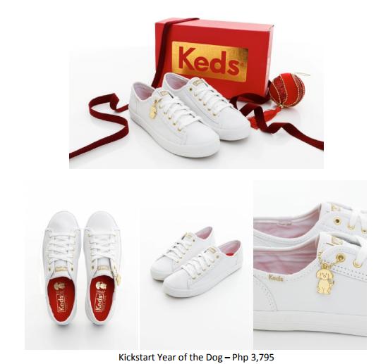 Keds White Sneaker