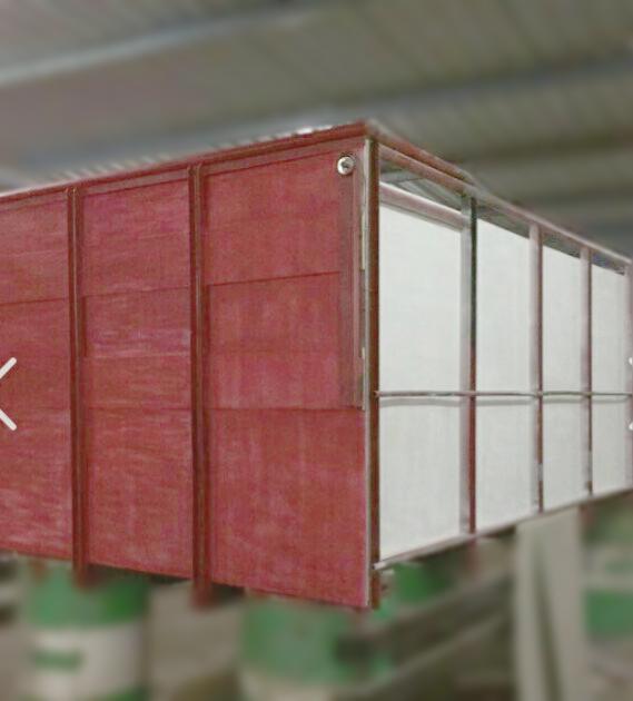 Aplikasi PVC Board