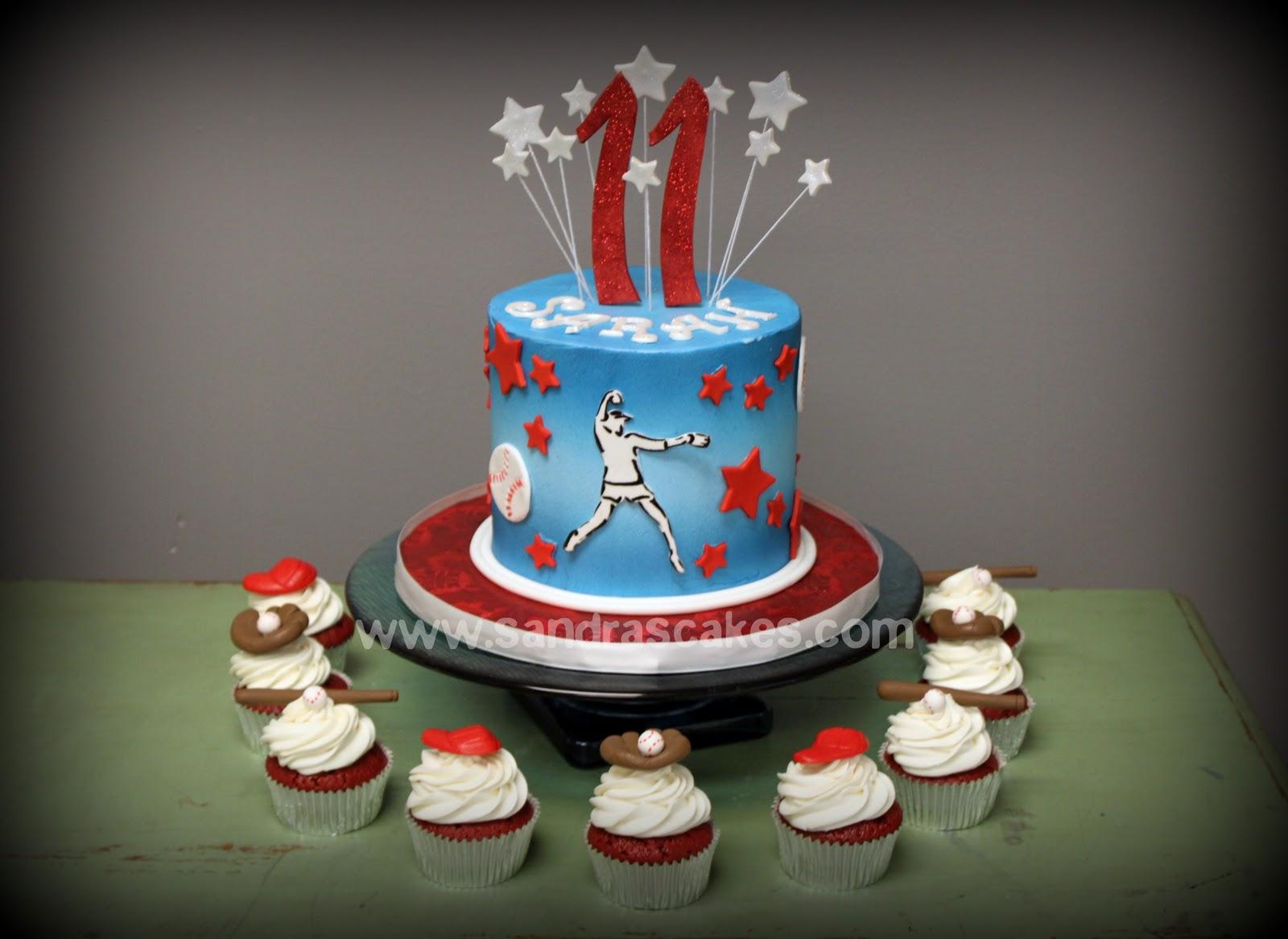Alabama Softball Cake Ideas 103780 Softball Cake Design Ca
