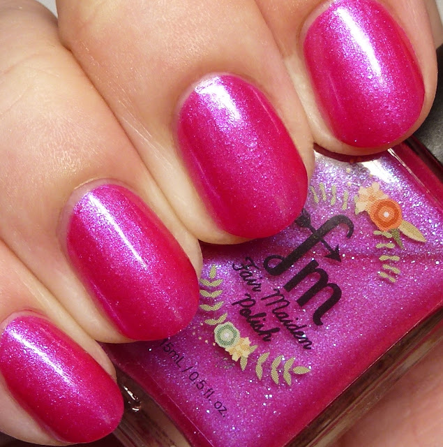 Fair Maiden Polish Dinah