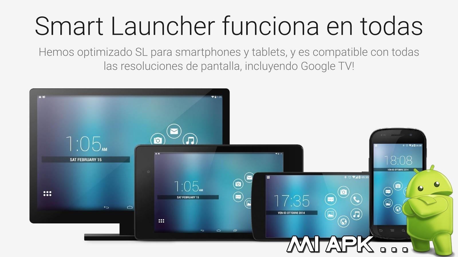 Mi Launcher: Mi X Launcher With Full Screen Gestures Support