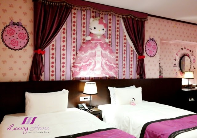 japan character room hello kitty keio plaza hotel