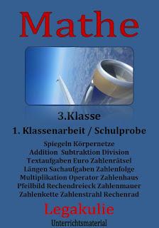 Würfel Würfelnetz Mathematik 3.Klasse PDF