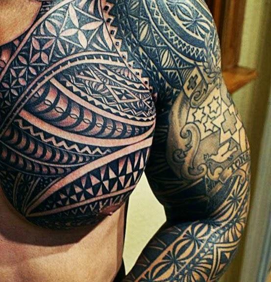 Top 7 Estilos De Tatuajes Tribales Belagoria La Web De Los Tatuajes