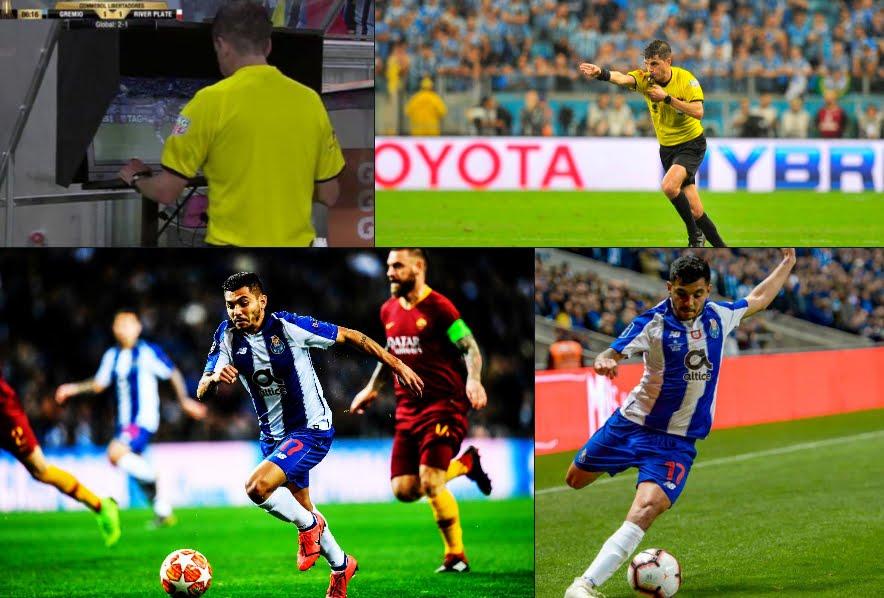 Porto-Roma 3-1, VAR decisivo, giallorossi fuori dalla Champions League.