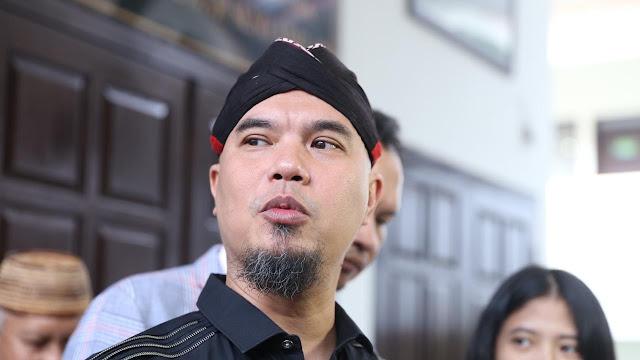 Kata Ahmad Dhani Soal Ujaran Politikus Genderuwo Jokowi