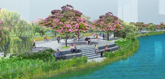 Công viên Sakura Apartment Đà Nẵng