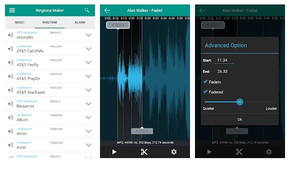 Ringtone Apps Android