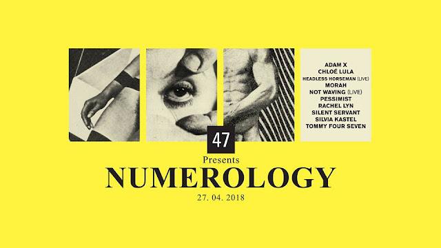 47 presents NUMEROLOGY
