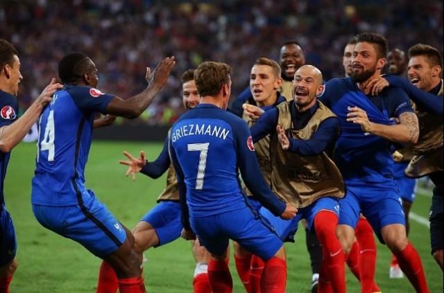 Swiss vs Prancis