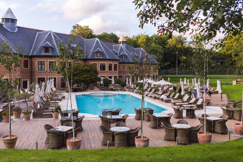 Pennyhill Park Overnight Spa