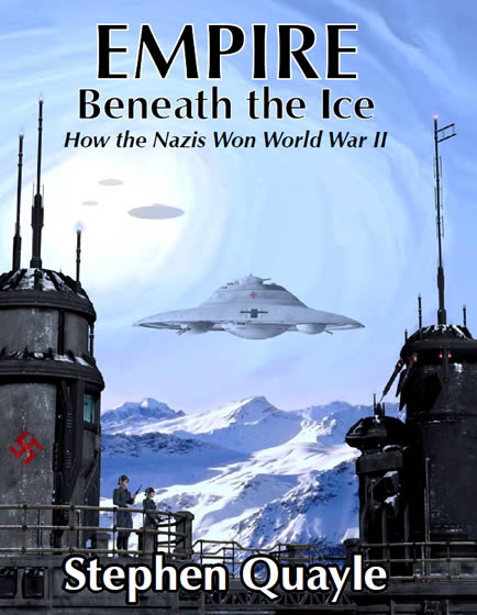 """Empire Beneath the Ice"" (""El Imperio bajo el hielo"") de Stephen Quayle"
