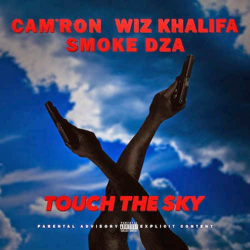 Cam'ron – Touch The Sky f. Wiz Khalifa & Smoke DZA