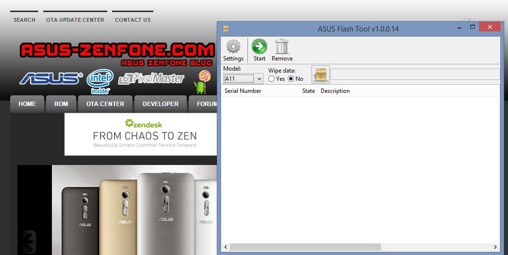How to Re-Lock Bootloader ASUS Zenfone 2 ~ Asus Zenfone Blog