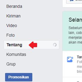 cara mengganti nama fanspage facebook 2018